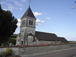 Bertignolles Commune in Grand Est, France