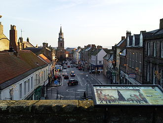 Berwick-upon-Tweed - High Street