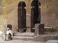 Bete Ghenettea Mariam (Huis van Maria), waarschijnlijk de oudste van alle kerken (6821628675).jpg