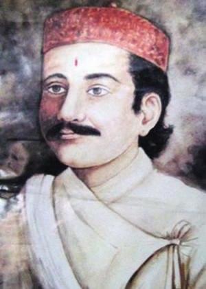 Nepali literature - Bhanubhakta Acharya, Aadikavi (First Poet) of Nepali (Khas) language literature