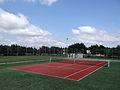 Biłgoraj - kort tenisowy Biały Orlik-2.JPG