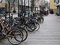 Bicycles Kauppurienkatu Oulu 20210328.jpg