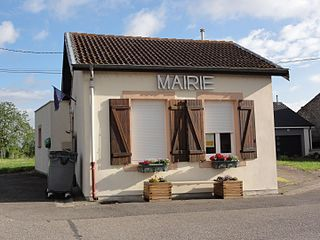 Bienville-la-Petite Commune in Grand Est, France