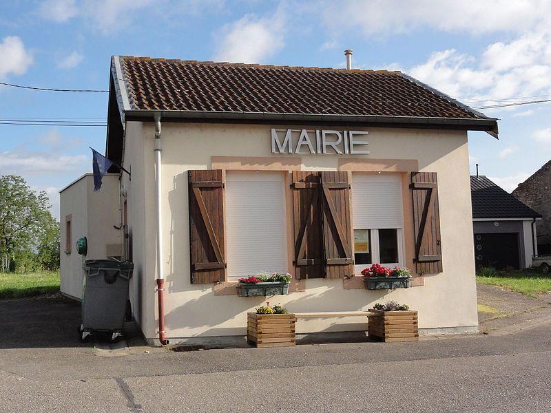 Bienville-la-Petite (M-et-M) mairie