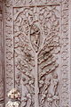 Bijlipur Temple stone carvings of ras lila.JPG