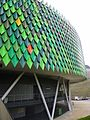 Bilbao - Barrio de Miribilla, Pabellón de Deportes Bilbao Arena 3.jpg