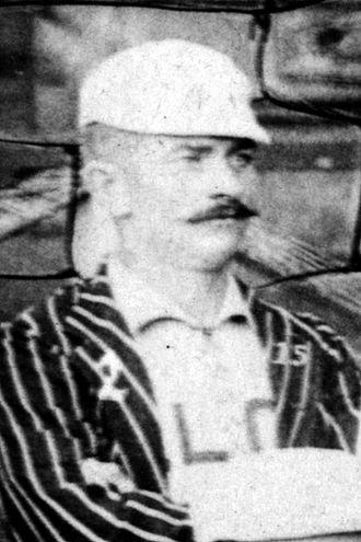 Bill White (shortstop) - Image: Bill White 1888