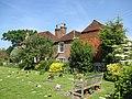 Billingshurst churchyard and cottages.jpg