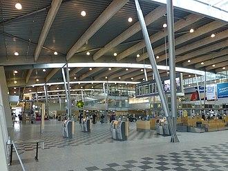 Billund Airport - Check-in hall