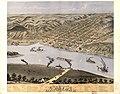 Bird's eye view of the city of Hannibal, Marion Co., Missouri 1869. LOC 73693475.jpg
