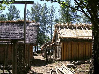 Birka - Reconstruction of housing