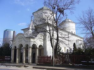 Barnovschi Church - Barnovschi Church