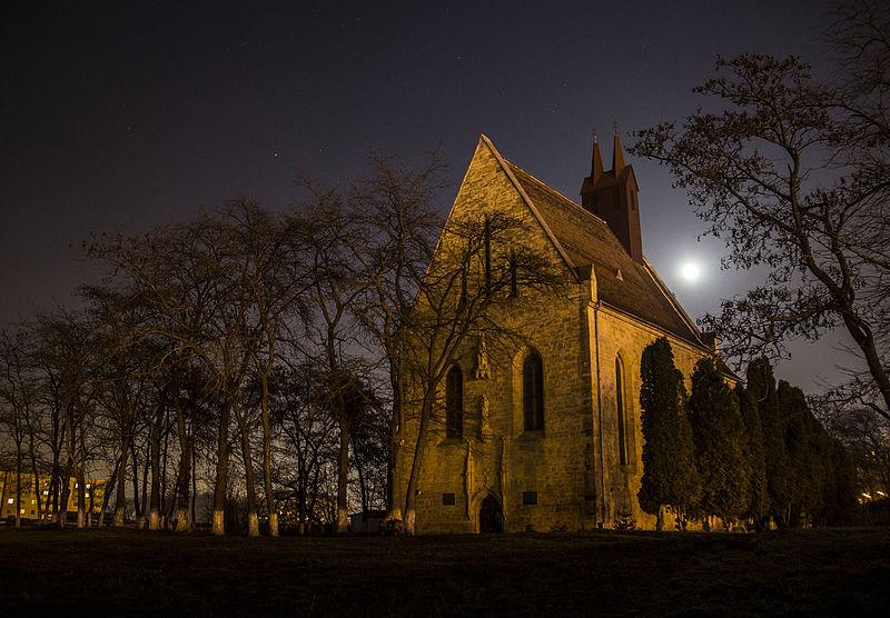 13 місце. Церква-кальварія Клуж-Менештур у Клуж-Напоці, Румунія. Автор фото — Pan Ioan, ліцензія CC-BY-SA-4.0