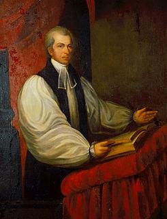 James Madison (bishop) American bishop