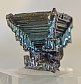 Bismuth Cristal artificiel GLAM MHNL Minéralogie FL 2016 A 12.JPG