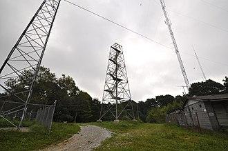 Black Mountain (Kentucky) - The summit of Black Mountain