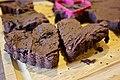 Black bean Brownies (34470711140).jpg