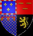 Blason Bourgogne Nevers Rethel.png