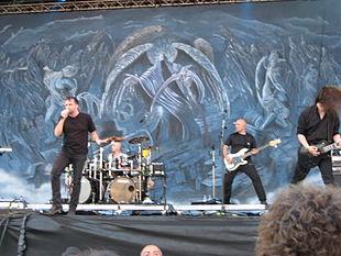 I Blind Guardian al Gods of Metal 2009