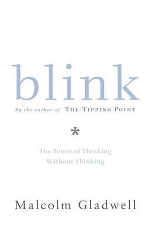 Blink: The Power of Thinking Without Thinking - Image: Blinkgla