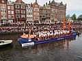 Boat 55 Rabobank - Rainbow, Canal Parade Amsterdam 2017 foto 4.JPG