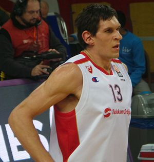 EuroLeague records since the 2000–01 season - Boban Marjanović holds the record for most PIR in a season with 616 and most rebounds with 256