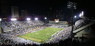 Bobby Dodd Stadium stadium at Georgia Tech