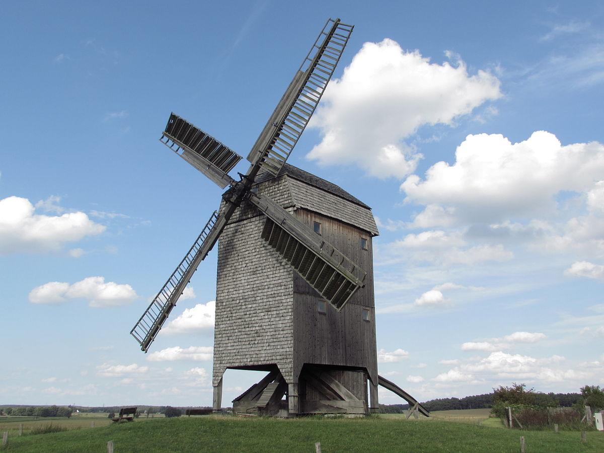 Die Windmühle - Windmühle