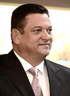 Johnny Araya Monge Costa Rican politician
