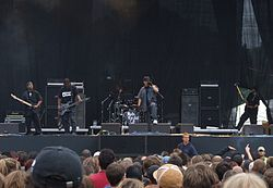 Body Count in Prag 2006