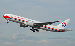 China Cargo Airlines - China Cargo Airlines Boeing 777F
