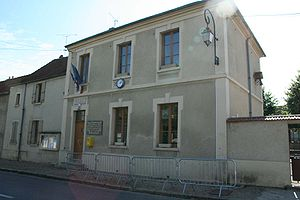 Boinvilliers - Town hall
