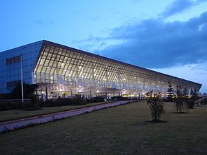 Addis Ababa Bole International Airport - Image: Bole international airport