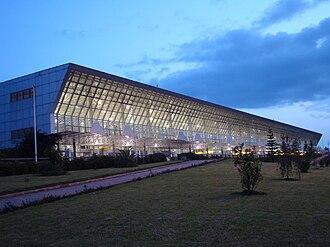 Addis Ababa Bole International Airport - Image: Bole international airport