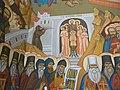Bolsheviks kill the Royal Family, Irkutsk Cathedral - panoramio.jpg