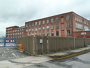 Bolton University - former textile mills (geograph 3923244).jpg