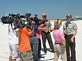Bon Secours Jackie Isaacs and local news (4746949922).jpg