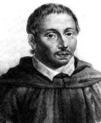 Cavalieri's principle - Bonaventura Cavalieri, the mathematician the principle is named after.