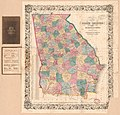 Bonner's pocket map of the state of Georgia LOC 91685221.jpg