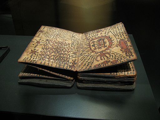 Book of Wizards Batak Indonesia