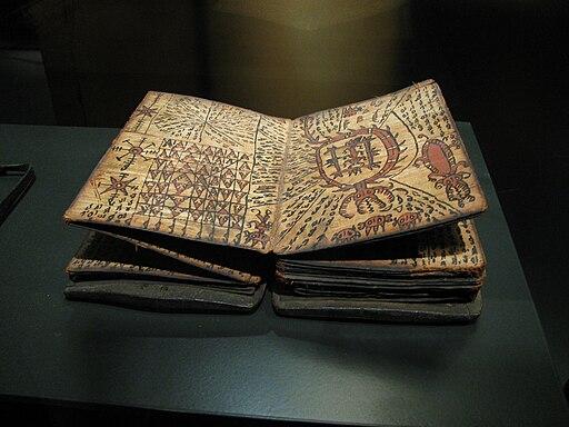 Book of Wizards Batak Indonesia