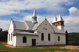 Borownica, Podkarpackie Voivodeship - Church in Borownica