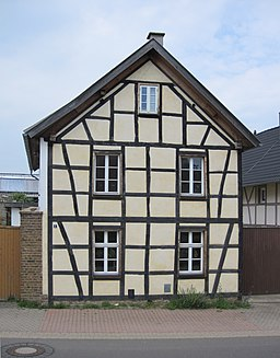 Valderstraße in Erftstadt