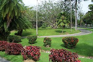 Botanic Gardens Trinidad 2006-03-22