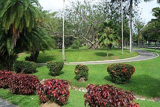 Queen's Park Savannah - Royal Botanic Gardens