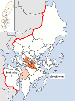 Botkyrka Municipality in Stockholm County.png