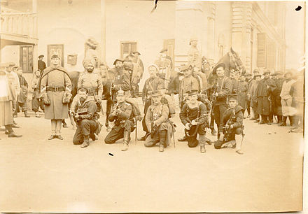 Representative U.S., Indian, French, Italian, British, German, Austro-Hungarian and Japanese military and naval personnel forming part of the Allied forces Boxer2y.jpg