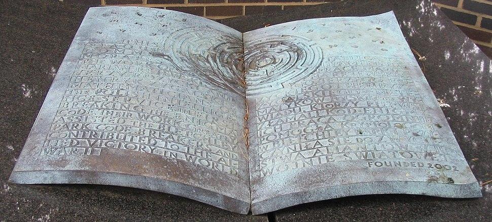 Bp-polish-codebreakers-plaque