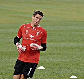 Image illustrative de l'article Brad Jones (football)
