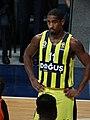 Brad Wanamaker 11 Fenerbahçe men's basketball EuroLeague 20180320.jpg